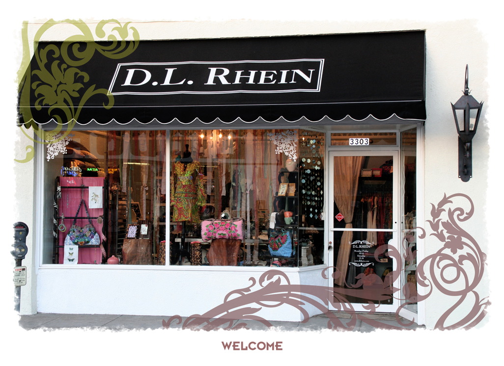 DL Rhein Website design
