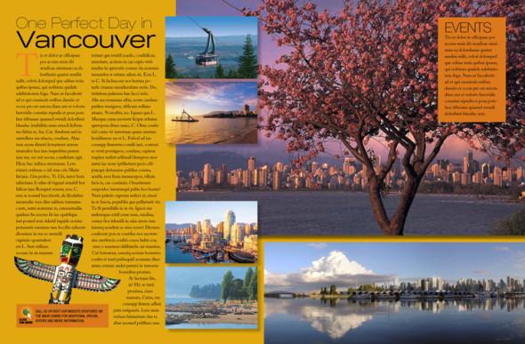 Editorial Print Design Portfolio