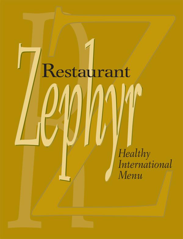 Zephyr Restaurant Logo
